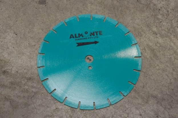 Green Core Saw Blade