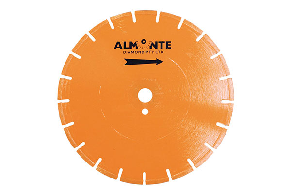 Orange Core Saw Blade